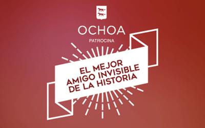 Nueva app: Bodegas Ochoa patrocina… ¡El Mejor Amigo Invisible de la Historia!