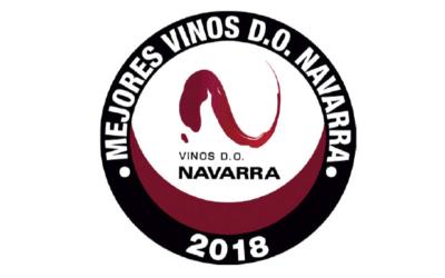 """Dos vinos de Ochoa dentro de los «Mejores Vinos D.O. Navarra""""  2018"""