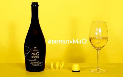 MdO Moscato de OCHOA: New Package. New Vintage. Same product
