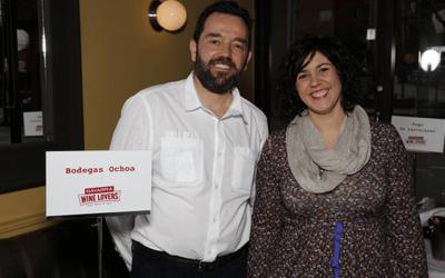 Bodegas Ochoa en Canadá #Winelovers