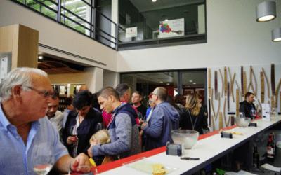 La Jornada de puertas abiertas de Bodegas Ochoa para estrenar la reforma de sus instalaciones fue todo un éxito
