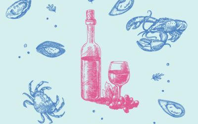 Did you know that the wine that best pairs seafood is Rose?