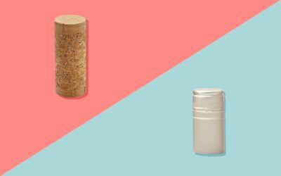 ¿SABÍAS QUE… el uso del cierre de rosca es bueno para conservar el vino joven porque impide que respire y siga madurando?