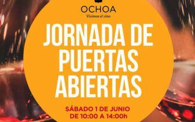 DESCUBRE EL PLANAZO DE BODEGAS OCHOA PARA EL SÁBADO 1 DE JUNIO