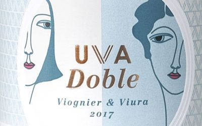Did you know…there is a portrait of the Ochoa sisters in our 8A Uvadoble label?